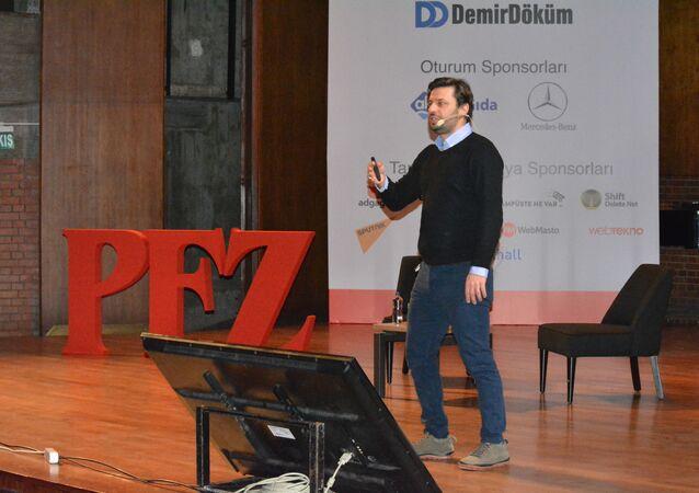 Yandex Türkiye Satış Müdürü Doğan Balamir Nazlıca
