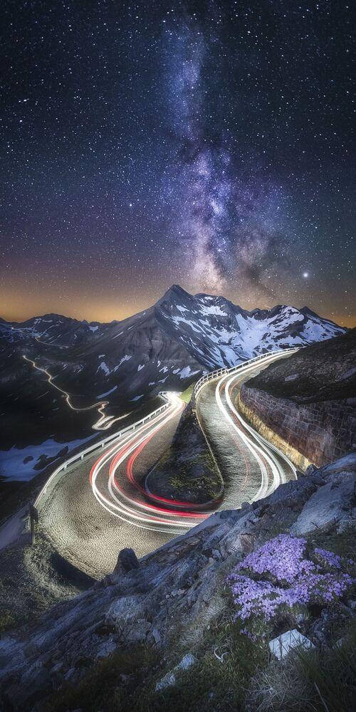 Avusturyalı fotoğrafçı Daniel Trippolt'a ait olan Avusturya'daki Nock Dağları'nda Samanyolu görüntüsü, yarışmanın Amatör-Bina_Çevre kategorisinde birinci seçildi.