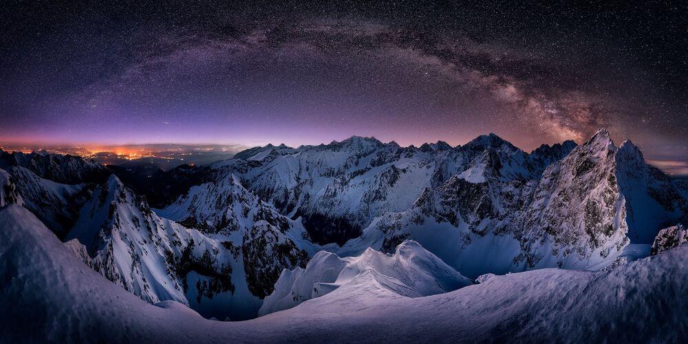 Amatör - Manzara_Doğa kategorisinde en iyi ilk 50 çalışma arasında yer alan Çekyalı yarışmacı Jiri Benda'nın Tatra Dağları'nda çektiği kare.