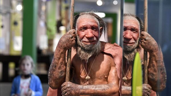 Neandertaller - Sputnik Türkiye