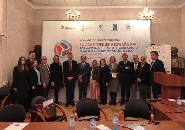Rusya, Türkiye ve Azerbaycan'ın yer aldığı üçlü işbirliği formatının geleceği Moskova'da ele alındı