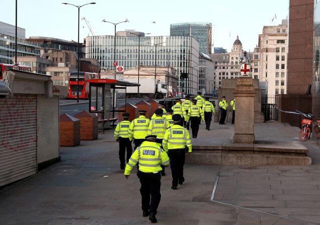 Londra'daki bıçaklı saldırı