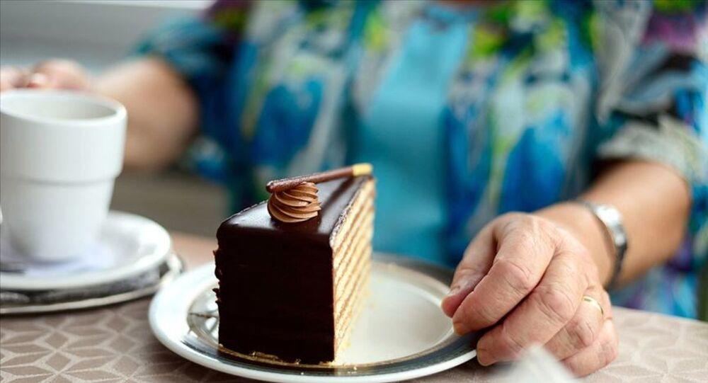Tatlı- Pasta