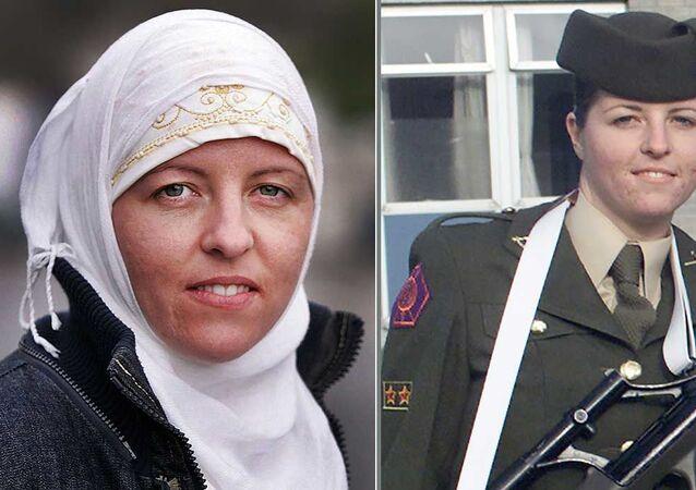 Eski İrlanda ordusu mensubu IŞİD'li Lisa Smith