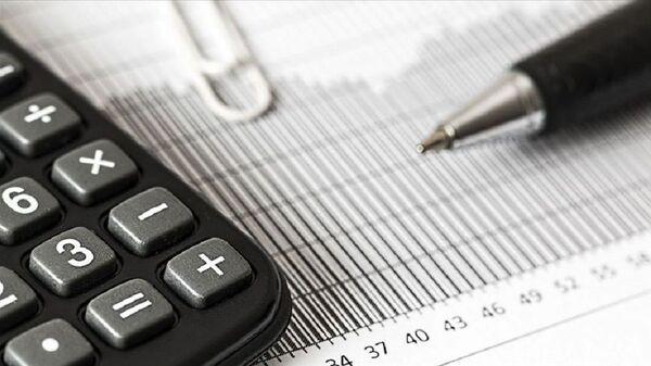 Hesap, kitap, ekonomi, büyüme rakamı - Sputnik Türkiye