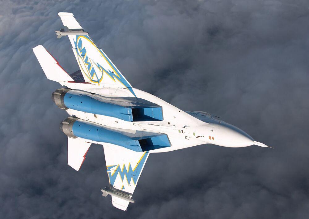 Rus çok amaçlı avcı-bombardıman uçağı MiG-29OVT
