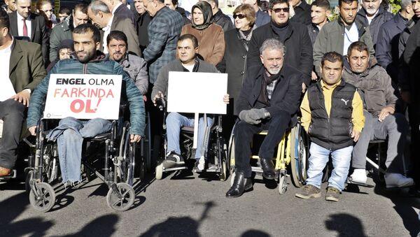3 Aralık Dünya Engelliler Günü - Sputnik Türkiye