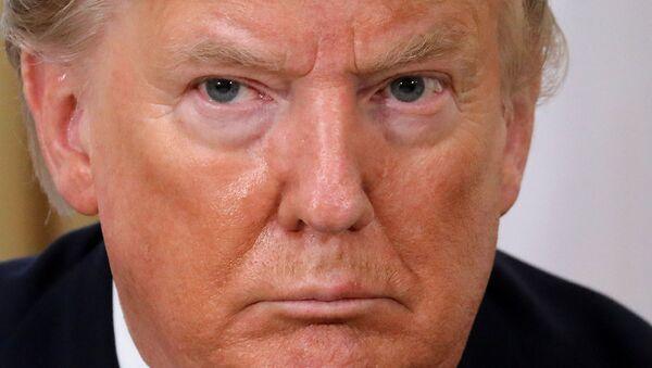 Donald Trump - NATO Zirvesi - Sputnik Türkiye