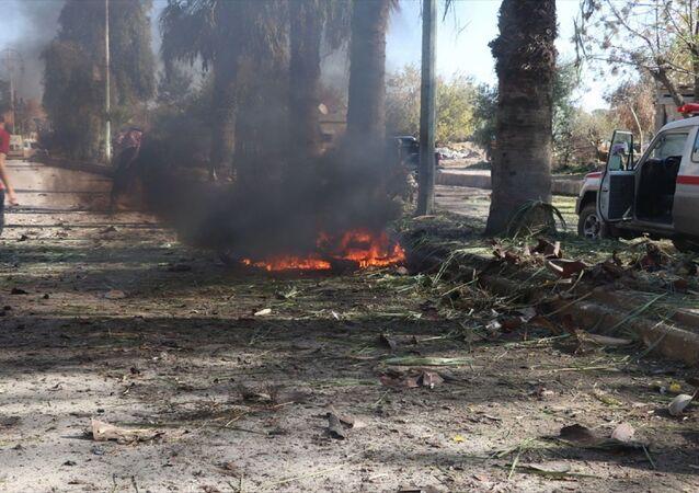 Rasulayn'da saldırı