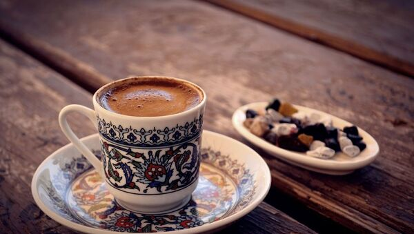 Türk kahvesi - Sputnik Türkiye