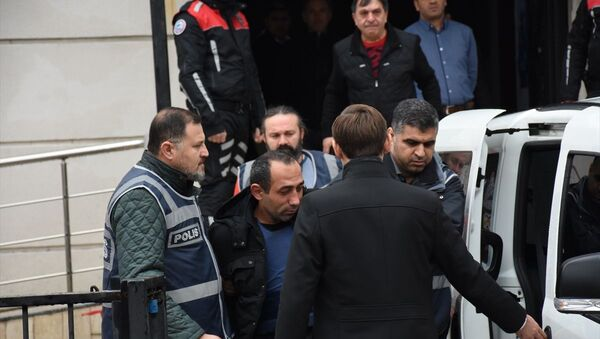 Ceren Özdemir'in katili Özgür Arduç - Sputnik Türkiye