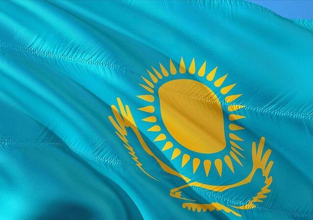 Kazakistan-bayrak