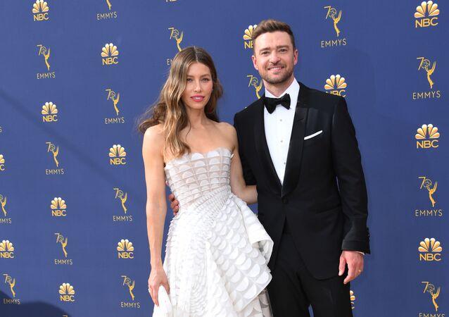 Jessica Biel- Justin Timberlake