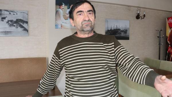 Ahmet A. - Sputnik Türkiye