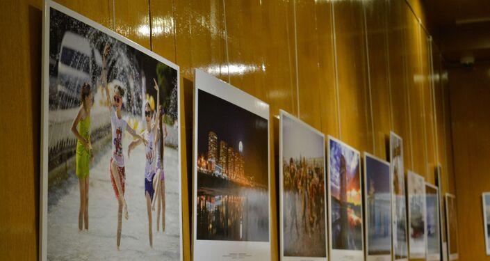 'Sibirya'dan Sevgiler' sergisi İstanbul'da açıldı.