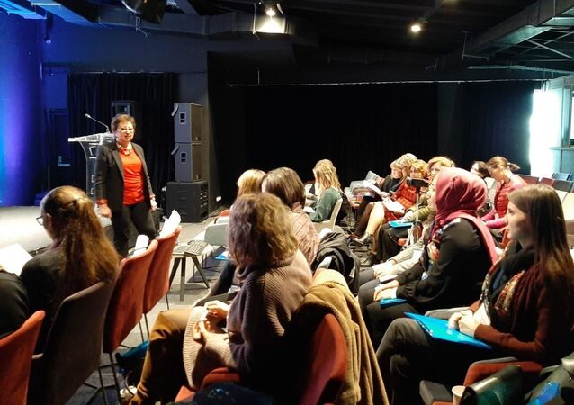İstanbul'da Rusça öğretmenler için mesleki gelişim kursları başladı
