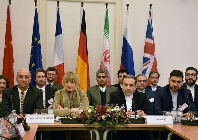Avusturya'da 'İran nükleer anlaşması' görüşmesi