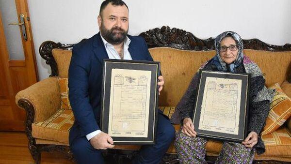 Bin kişi, Osmanlı mirası için dava açtı - Sputnik Türkiye
