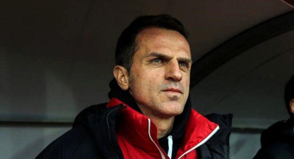 Antalyaspor Teknik Direktörü Stjepan Tomas