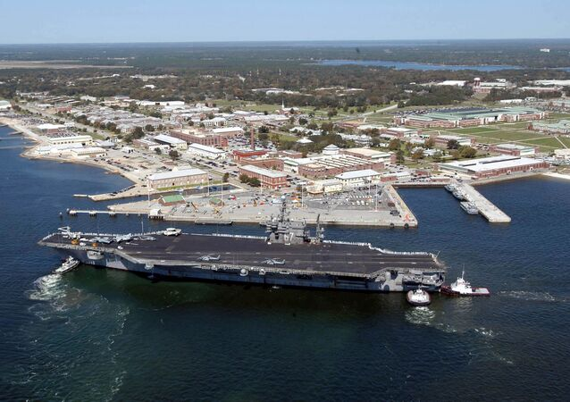 Naval Air Station Pensacola, Florida