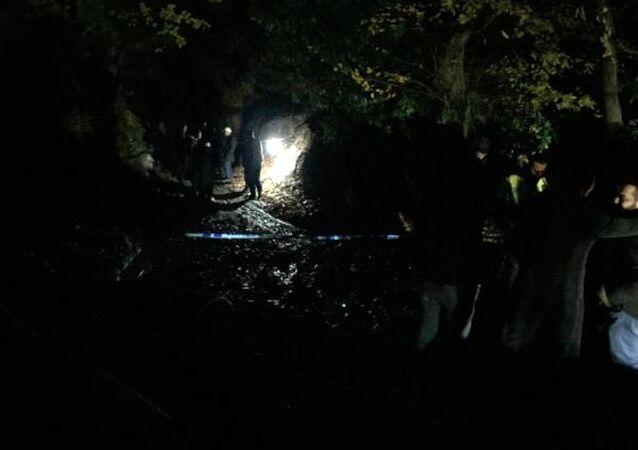Zonguldak'ta ruhsatsız maden ocağında facia: Afgan genç öldü