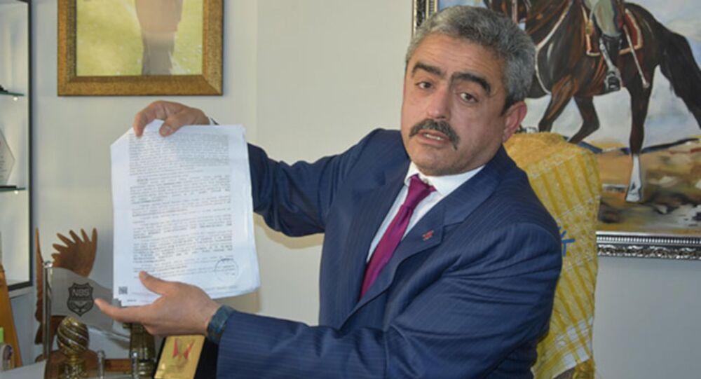 MHP'li eski Belediye Başkanı Haluk Alıcık