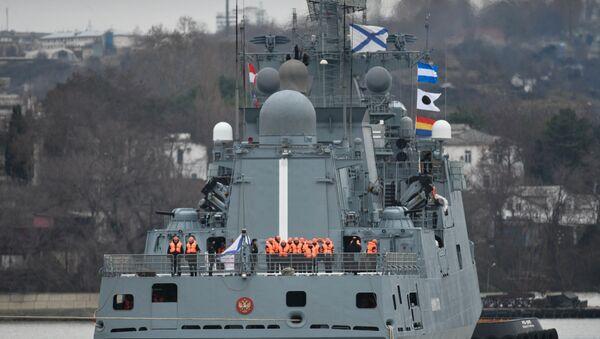 Amiral Essen fırkateyni - Sputnik Türkiye