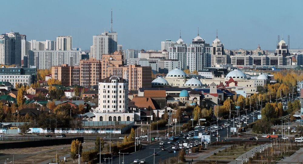 Kazakistan'ın başkenti Nursultan