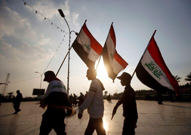 Irak - protestolar