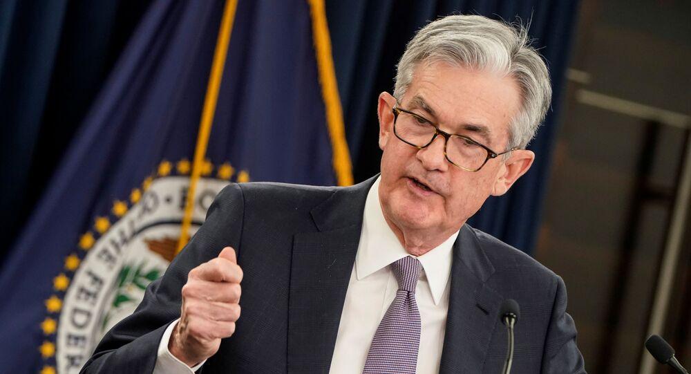 ABD Merkez Bankası (Fed) Başkanı JeromePowell