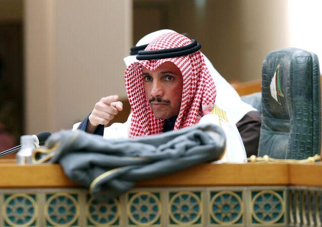 Kuveyt Meclis Başkanı Merzuk el Ganim