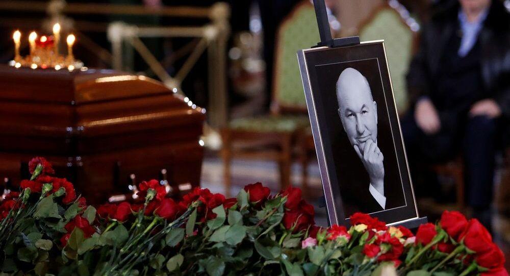 Rusya Moskova'yı 18 yıl yöneten Yuriy Lujkov'a veda etti