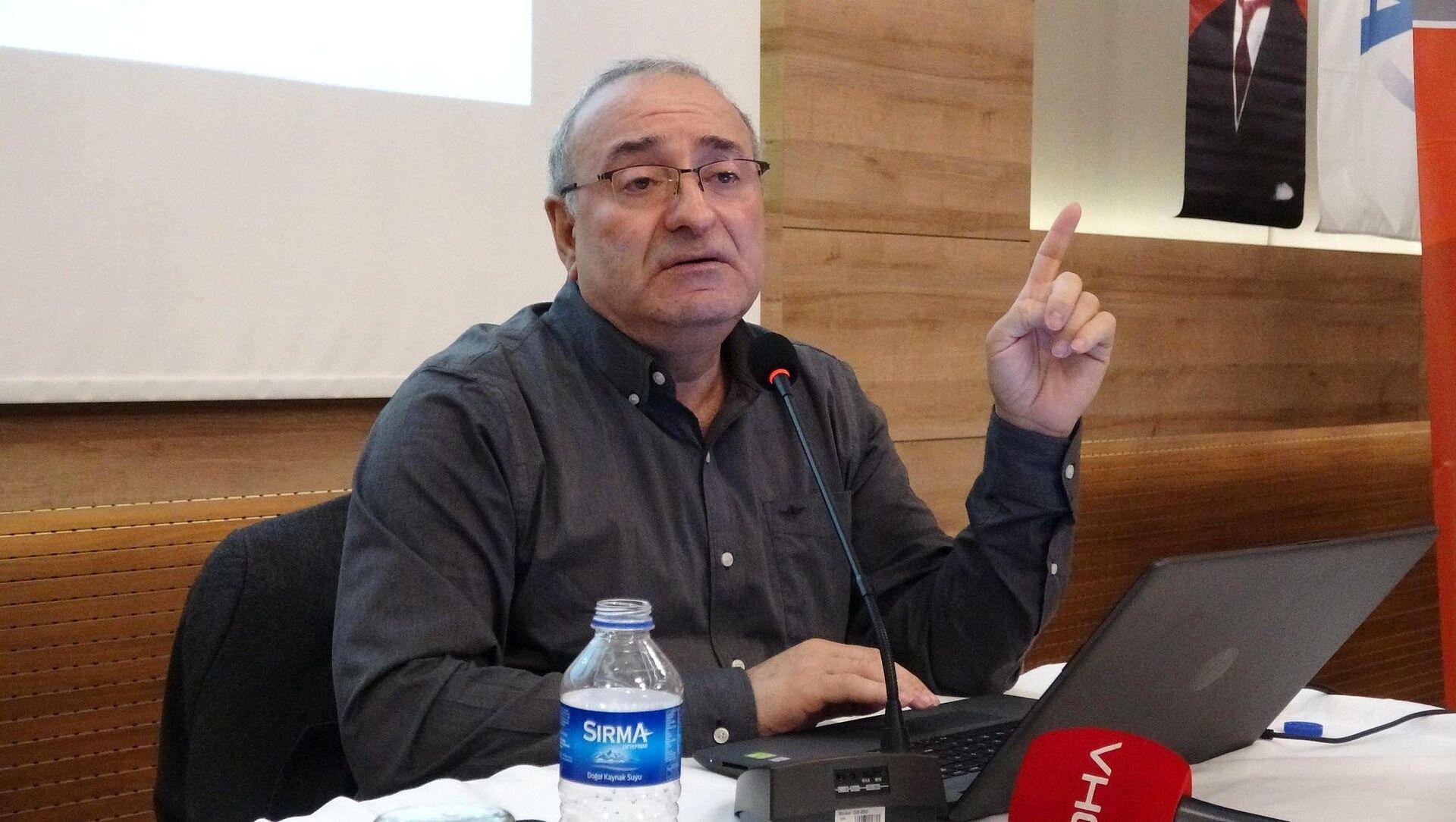 Prof. Dr. Mikdat Kadıoğlu - Sputnik Türkiye, 1920, 30.07.2021