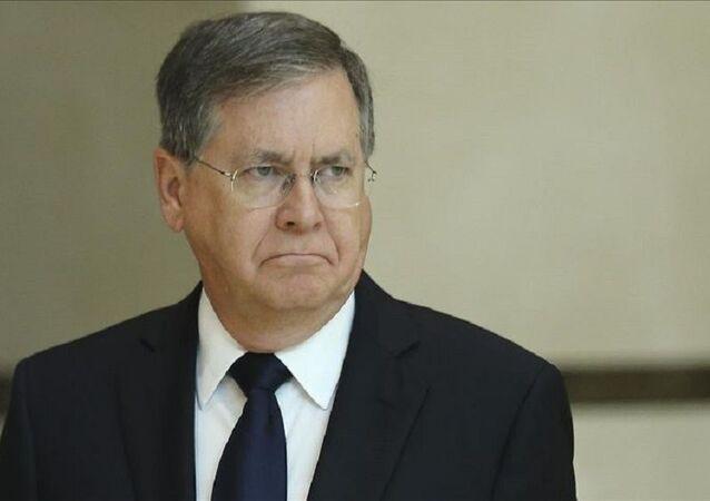 ABD Büyükelçisi David Satterfield