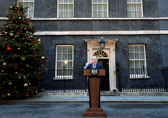 İngiltere Başbakanı Johnson