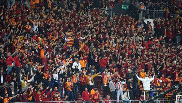 Galatasaray taraftarı - Sputnik Türkiye