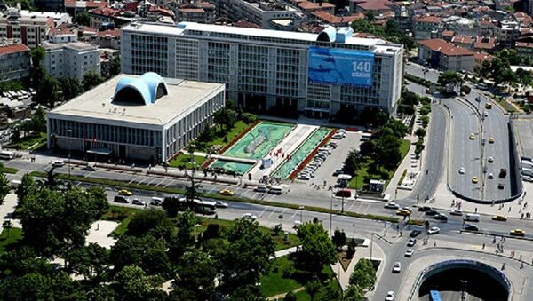 İBB, İstanbul Büyükşehir Belediyesi - Sputnik Türkiye