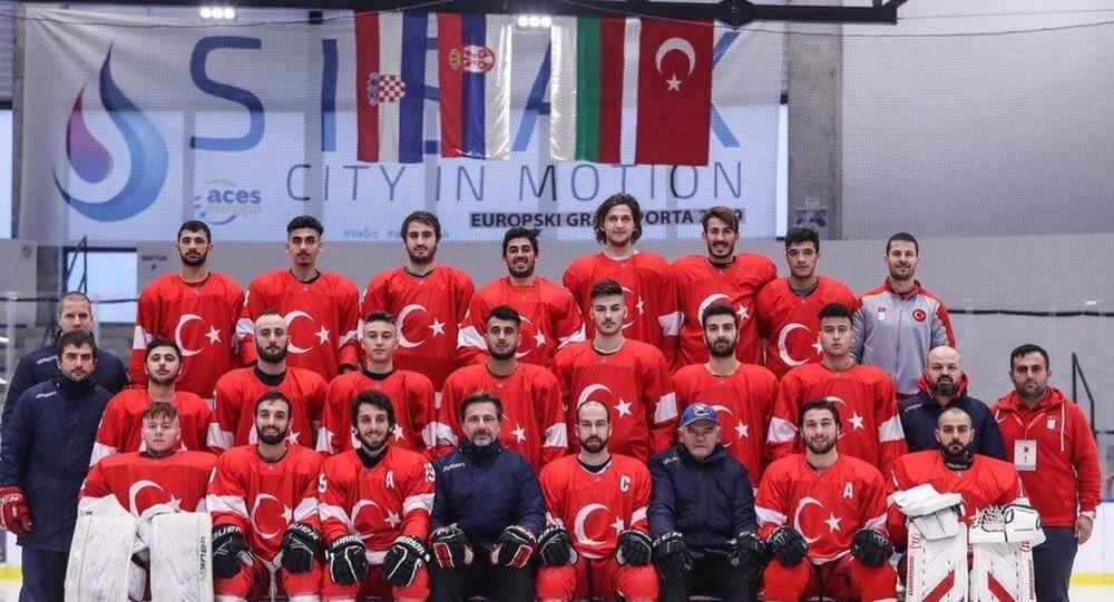 Türkiye A Milli Buz Hokeyi Takımı
