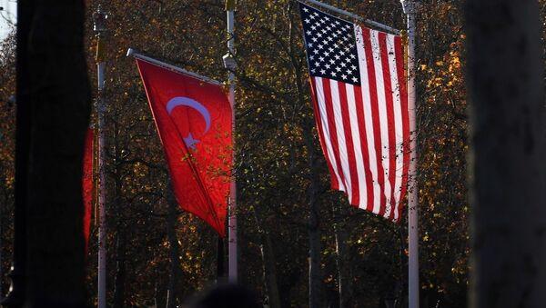 Türkiye ABD - Sputnik Türkiye