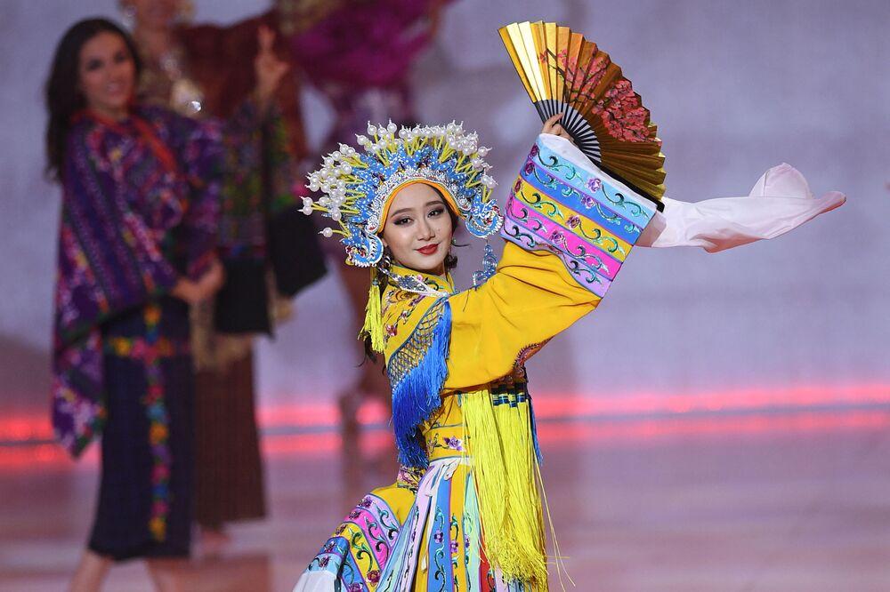 Miss Çin  Li Peishan