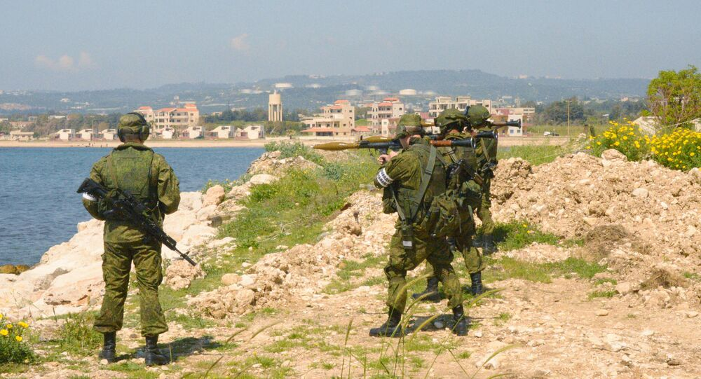Rusya ve Suriye Akdeniz'de ortak tatbikatı