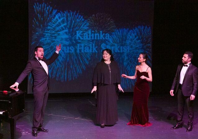 Samsun Devlet Opera ve Balesi (SAMDOB), 2019 yılının sontematikkonseri olan ''Rus bestecileri akşamı''nı sanatseverlerin beğenisine sundu.