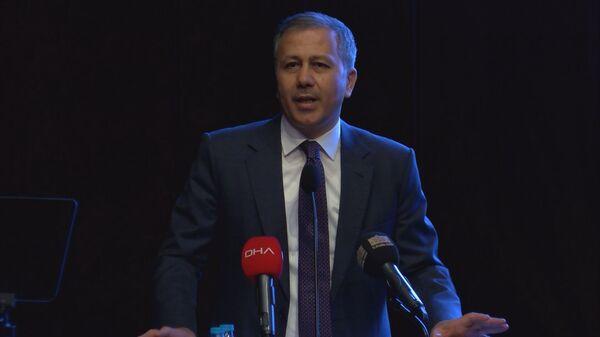 Ali Yerlikaya - Sputnik Türkiye