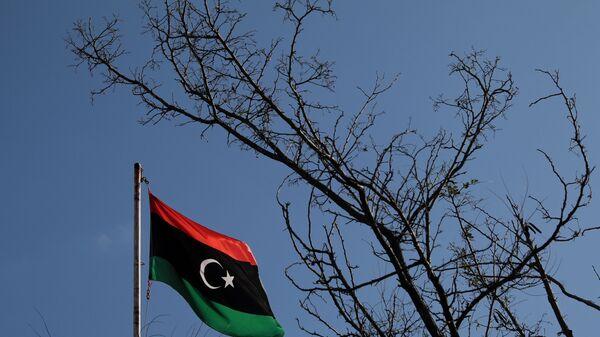 Libya bayrağı - Sputnik Türkiye