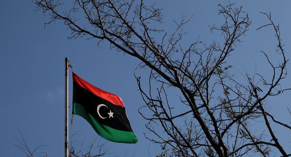 Libya bayrağı