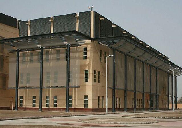 U.S. Embassy in Baghdad, Iraq