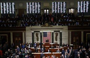 ABD Temsilciler Meclisi Genel Kurulu - Trump'ın azli