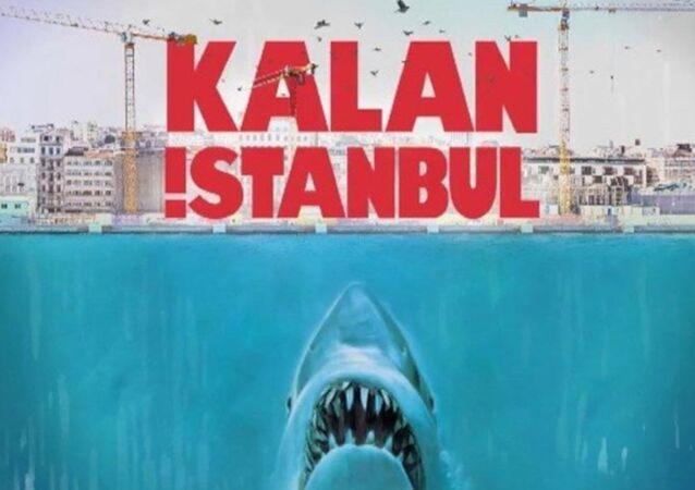Saadet Partisi'nin Kanal İstanbul projesiyle ilgili videosu