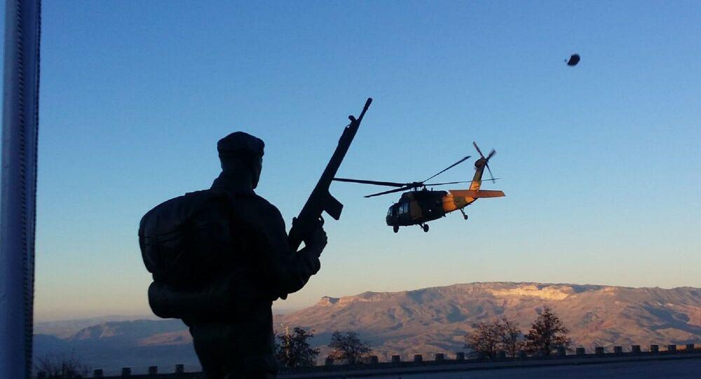 Şırnak ve Hakkari'de Kıran-9 ve Kıran-10 operasyonları başlatıldı
