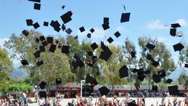 Lise - mezuniyet - Sputnik Türkiye